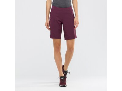 SALOMON Damen Shorts WAYFARER PULL ON SHORT W Braun
