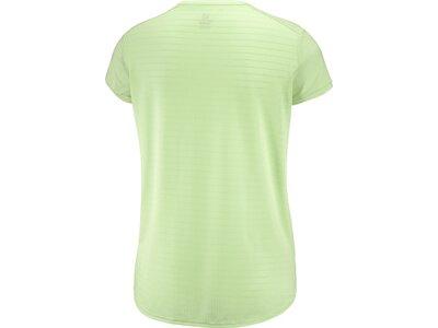 SALOMON Damen T-Shirt COMET BREEZE TEE W Grün