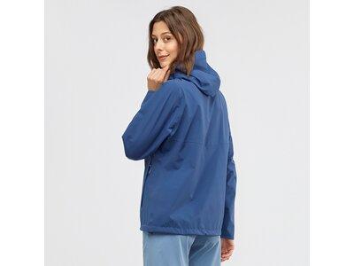 SALOMON Damen Jacke LA COTE FLEX 2.5L JKT W Blau