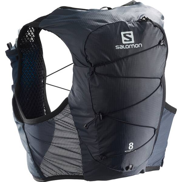 SALOMON Trinkweste ACTIVE SKIN 8 SET