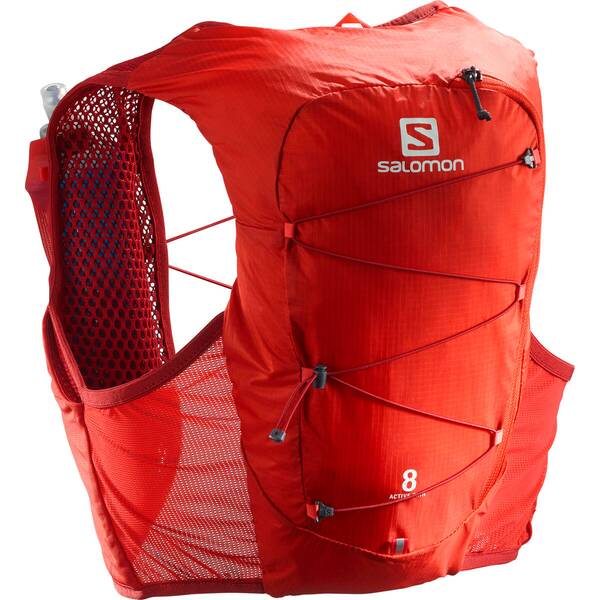SALOMON Rucksack ACTIVE SKIN 8 SET