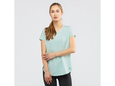 SALOMON Damen T-Shirt COMET BREEZE TEE W Blau