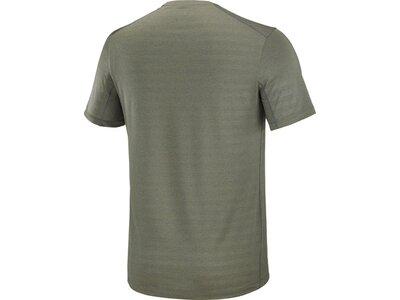 SALOMON Herren T-Shirt XA TEE M Grün