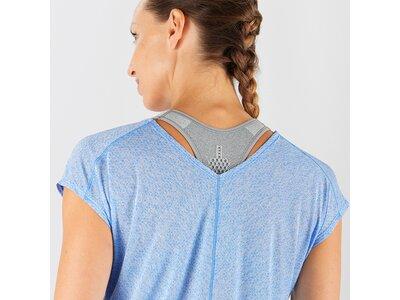 SALOMON Damen T-Shirt XA Blau