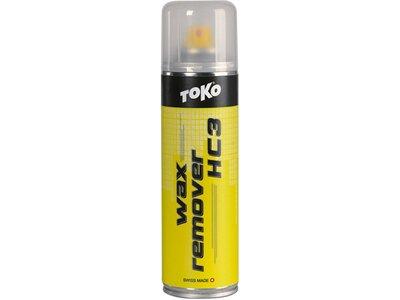 TOKO Waxremover HC3 250 ml Gelb