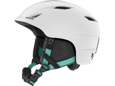 MARKER Damen Helm COMPANION W Weiß