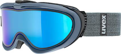 "UVEX Skibrille/ Snowboardbrille ""Comanche Optic Take Off"""