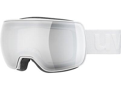 UVEX Ski- und Snowboardbrille Compact LM Weiß