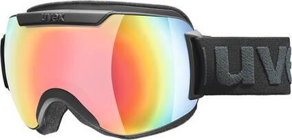 UVEX Ski- und Snowboardbrille Downhilll 2000 white blue
