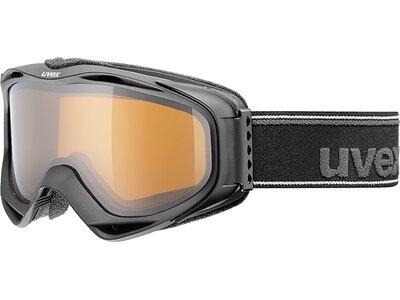 Uvex g.gl 300 pola Skibrille Schwarz