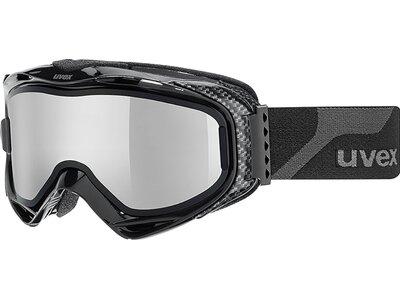 Uvex g.gl 300 take off Skibrille Schwarz
