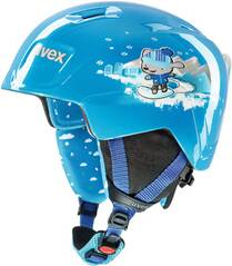 UVEX Kinder Helm Manic