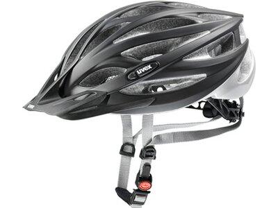 Uvex Oversize Fahrradhelm Grau