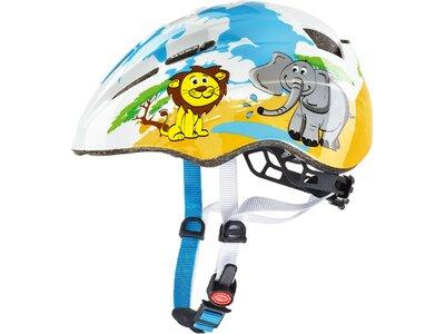 Uvex Kid 2 Fahrradhelm Blau