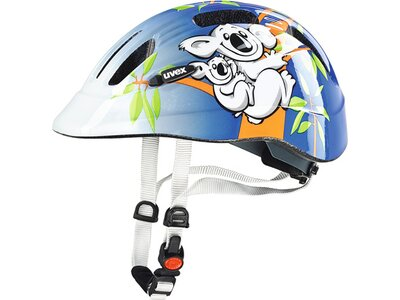 UVEX Kinder Helm Cartoon Grau