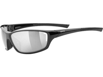 UVEX Herren Sportbrille 210 Silber