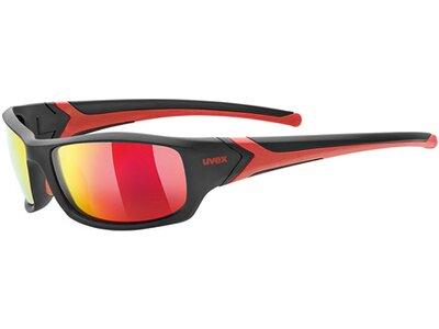 Uvex Sportstyle 211 pola Brille Grau