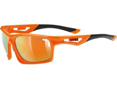 uve Sportstyle 700 Brille Orange