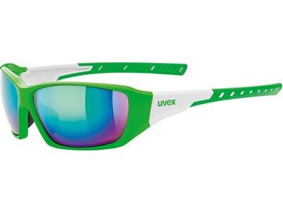 Uvex Sportstyle 219 Brille Grün