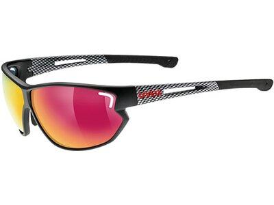 UVEX Herren Brille Sportstyle 810 Grau