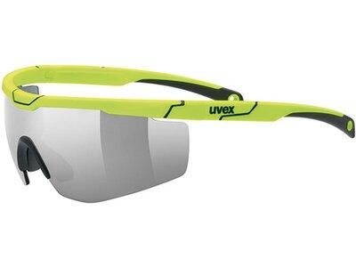 Uvex Sportbrille Sportstyle 117 Braun