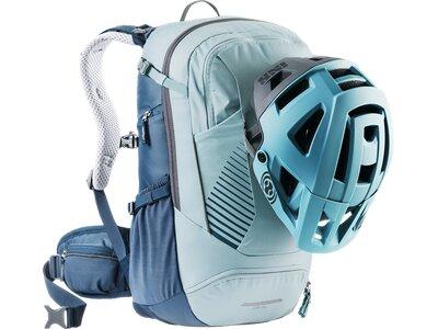 DEUTER Damen Fahrradrucksack Trans Alpine 28 SL Blau