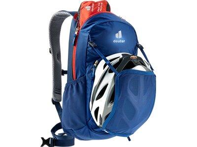 DEUTER Fahrradrucksack Bike I 14 Blau