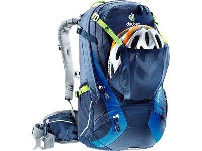 "DEUTER Fahrradrucksack ""Trans Alpine 30"" Blau"