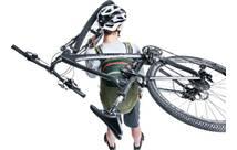 Vorschau: DEUTER Bike-Rucksack Trans Alpine Pro 28