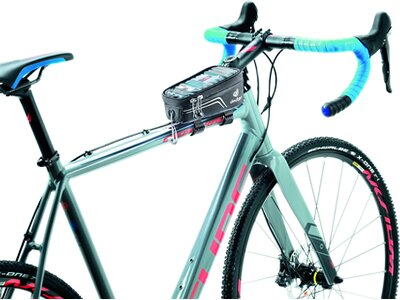 DEUTER Fahrradtasche Energy Bag II Grau