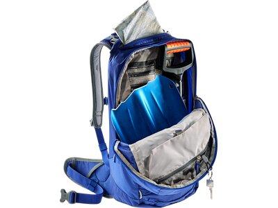 DEUTER Skirucksack Freerider Lite 22 SL Blau