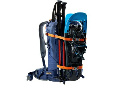 DEUTER Skirucksack Freerider 26 Blau