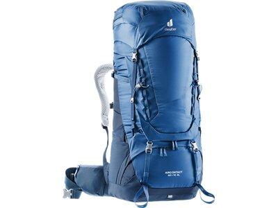 DEUTER Damen Trekkingrucksack Aircontact 60+10 SL Blau