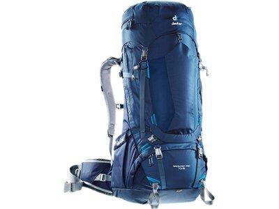 DEUTER Trekkingrucksack Aircontract Pro 70 + 15 Blau