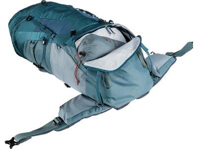 DEUTER Herren Trekkingrucksack Aircontact Lite 65 + 10 Blau