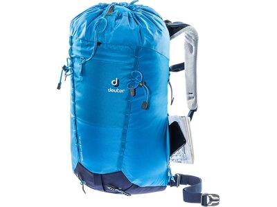 DEUTER Rucksack Guide Lite 22 SL Blau