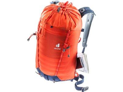 "DEUTER Trekkingrucksack ""Guide Lite 24"" Orange"