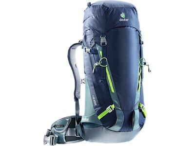 DEUTER Alpin-Rucksack Guide 30+ SL Blau