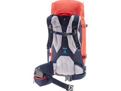 """DEUTER Damen Trekkingrucksack """"Guide 32+ SL"""" Rot"""