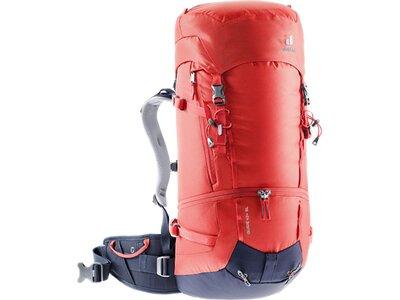 DEUTER Damen Alpinrucksack Guide 42+ SL Rot