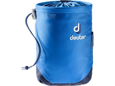 DEUTER Chalk Bag Gravity Chalk Bag I L Blau