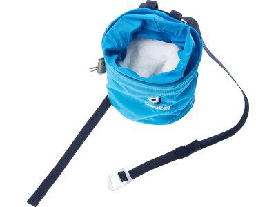 DEUTER Gravity Chalk Bag II M Blau