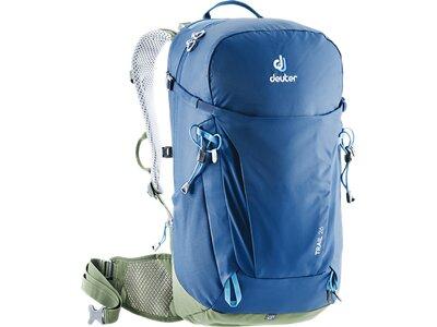 """DEUTER Herren Wanderrucksack """"Trail 26"""" Blau"""