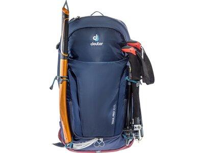 DEUTER Rucksack Trail Pro 30 SL Blau
