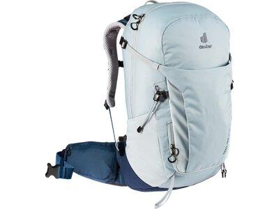 DEUTER Damen Wanderrucksack Trail Pro 30 SL Silber
