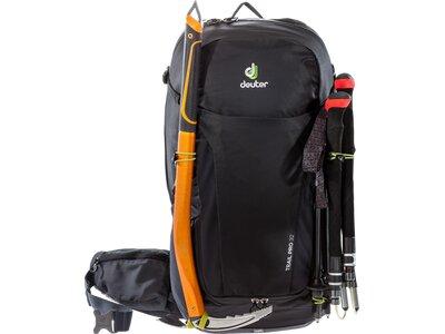 DEUTER Rucksack Trail Pro 32 Grau