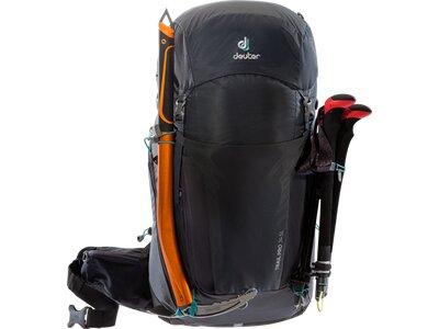 DEUTER Rucksack Trail Pro 34 SL Grau
