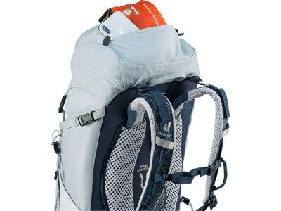 DEUTER Damen Wanderrucksack Trail Pro 34 SL Silber