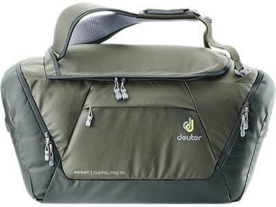 DEUTER AViANT Duffel Pro 90 Tasche Grau
