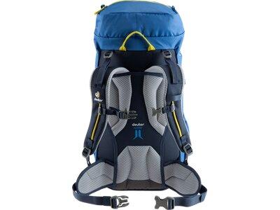 """DEUTER Kinder Tages- und Wanderrucksack """"Climber"""" Blau"""